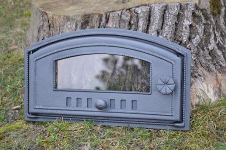 Sezam cast iron for Sportello per forno a legna